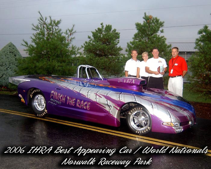 Dragster Paint Jobs